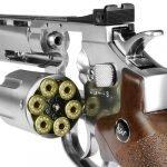 ASG Dan Wesson 8″ Silver BB Cylinder
