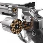 ASG Dan Wesson 2.5″ Silver Pellet Cylinder