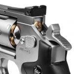 ASG Dan Wesson 2.5″ Silver Pellet Hammer