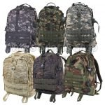 Rothco Camo Large Transport Packs Featured