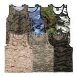 Rothco Camo Tank Tops Featured
