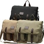 World Famous Luna Canvas Shoulder Bag Featured
