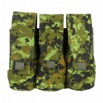 SHE Triple AK M4 556 Mag Pouch