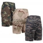 Rothco Camo BDU Shorts Featured