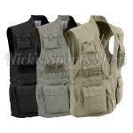 Rothco Outback Deluxe Safari Vests